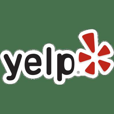 Logo Yelp for Restaurants