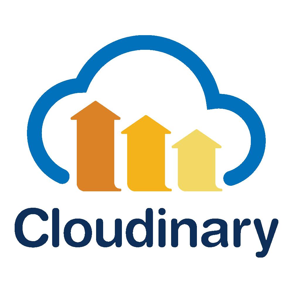 Logo Cloudinary