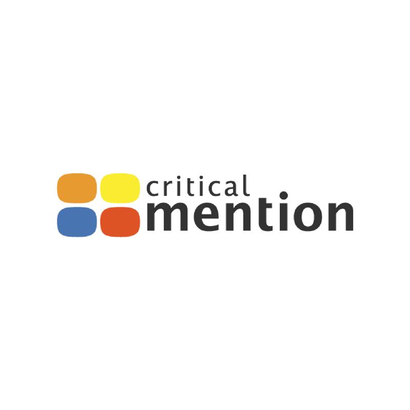 Logo Critical Mention