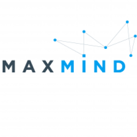 Logo MaxMind
