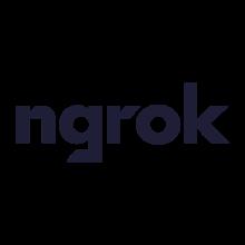 Logo ngrok